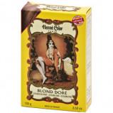 Henna Hårfarve Gyldenblond - Pulver 100 gram