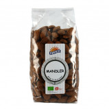 Mandler økologiske spanske fra Rømer - 400 gram
