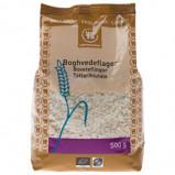 Boghvedeflager Økologiske - 500 gram