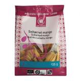 Soltørrede Mango Chips Økologiske - 125 gram