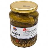 Drueagurker økologiske - 720 ml.
