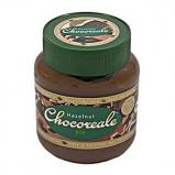 Chocoreale hassel-nøddecreme Øko - 350 gram