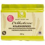 Delikatesse knækbrød Økologisk - 250 gram