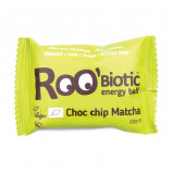 Roobiotic Energibombe Chock Chip Matcha Ø - 22 gr