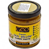 Karrypaste gul chai glutenfri Økologisk - 180 gram