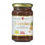 Nocciolata Chokonøddecreme italiensk Øko - 270 gr