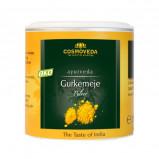 Gurkemeje pulver økologisk - 90 gram