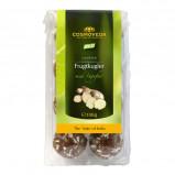 Frugtkugler med ingefær Øko - 100 gram