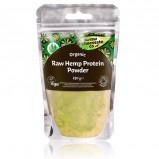 Hamp proteinpulver rå økologisk - 230 gram