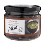 Miso Brown Rice i glas upasteuriseret Øko - 300 gr