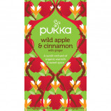 Pukka Wild apple te Ø - 40 gram