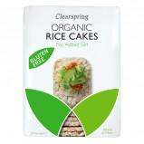 Risgaletter uden salt Clearspring Øko - 100 gram
