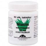 Niacin amid B3 30mg - 50 tabletter