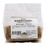 Marietidsel knust - 100 gram