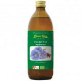 Oil of life ren hørfrøolie Økologisk - 500 ml.