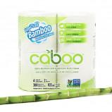 Toiletpapir af bambus Caboo - 4 stk.
