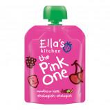 Babysmoothie The Pink One 6 mdr Økologisk - 90 gr