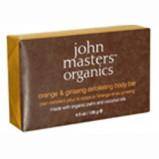 John Masters Orange & Ginseng Exfoloating BodyBar