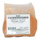 Cayennepeber stødt fra Natur Drogeriet - 100 gram