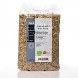 Rug hel økologisk fra Biogan - 1 kg.