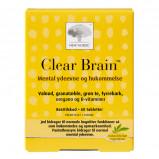 Clear Brain fra New Nordic - 60 Tabletter