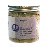 Badesalt med Kamille og Lavendel - 200 g