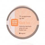 Lermaske - Gult til fedtet hud - 50 g