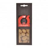 Lakridsmandler med chokolade Øko - 100 gram