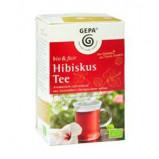 Hibiscus te Økologisk Fair Trade - 20 breve
