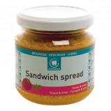 Sandwich spread med tomat & urter Øko - 180 g