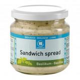 Sandwich spread med basilikum Øko - 180 g