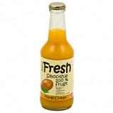 Smoothie med mango økologisk - 250 ml.