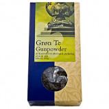 "Kinesisk grøn te ""Gunpowder"" - 100 gram"