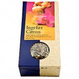 Ingefær Citron te Sonnentor Økologisk - 80 gram