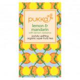 Pukka Lemon & Mandarin te Økologisk - 20 breve