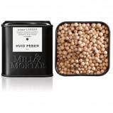 Peber hvid hel øko fra Mill & Mortar - 50 gram