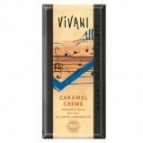 Vivani creme karamel chokolade Økologisk - 100 g