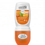 Lavera Deo Roll On Appelsin & Havtorn - 50 ml.