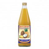 Kokos-Ananas saft Beutelsbacher Øko - 750 ml
