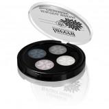 Lavera Mineral Quattro Eyeshadow 01 Smokey Grey 3g