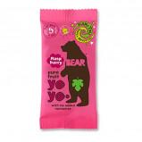 Bear Yoyo pure fruit hindbær - 20 gram