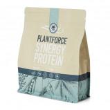Plantforce Synergy proteinpulver vanilje - 800 gr