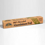 Aluminiumfolie -100% genbrug - 1 Rulle