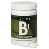 B1 depottab 31 mg - 90 Tabletter
