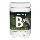 B5 depottablet 100 mg - 90 Tabletter
