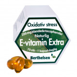 E-vitamin Extra - 75 kapsler