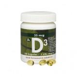 D vitamin 35 mcg - 120 kapsler