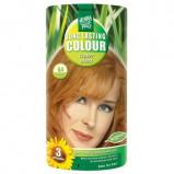 Hennaplus 8.4 hårfarve copper blond Lasting 40 ml