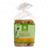 Knækbrød emmentaler & græskar Økologisk - 200 gr