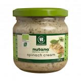 Spinach cream Nutana Økologisk - 180 gram